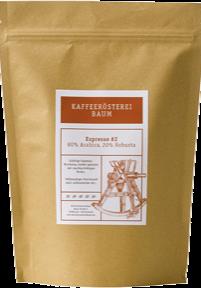 Kaffeerösterei Baum Röstung Espresso No 2