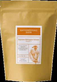 Kaffeerösterei Baum Röstung Espresso Äthiopien Sidamo